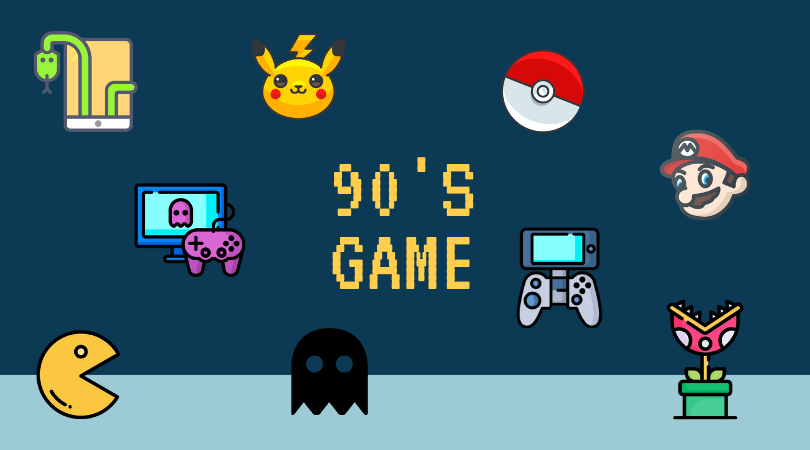 Games that Only 90's Kids Will Remember