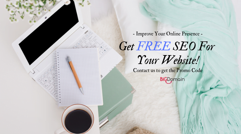 Get FREE SEO Service For Your Website!