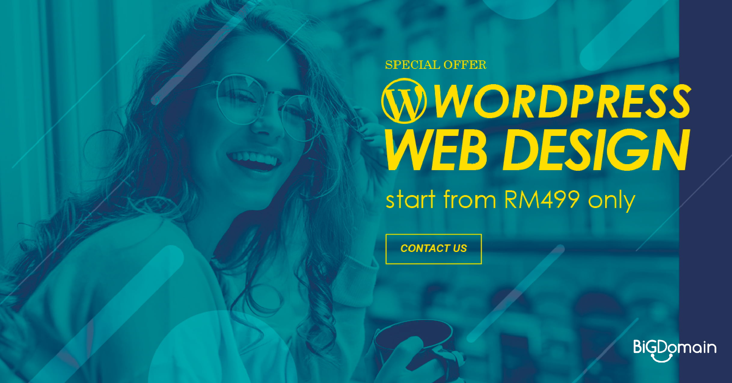 WordPress Web Design promotion start from RM499 only !!!