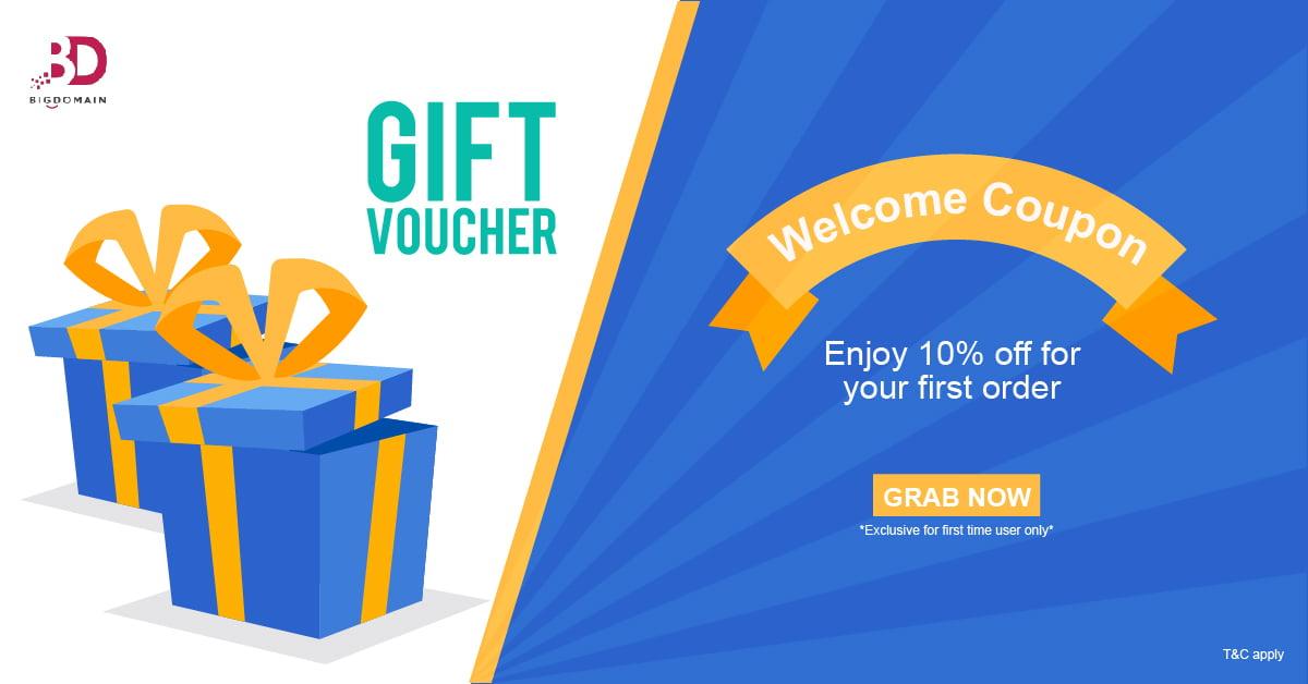 Enjoy 10% discount