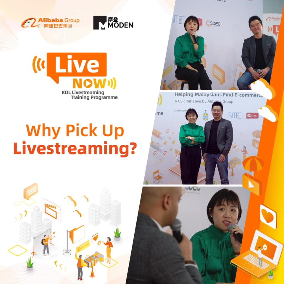 Penang - KOL Live Streaming Training Programme 1