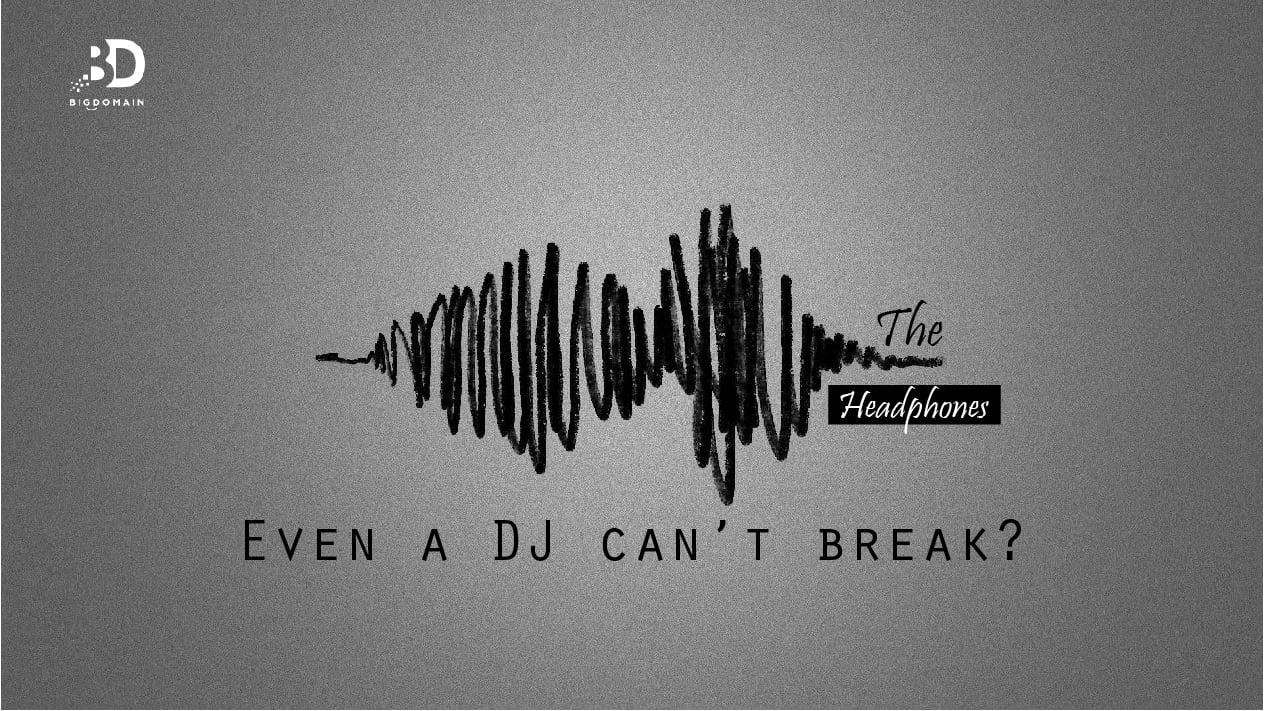 Even a DJ can't Break these Headphones?!