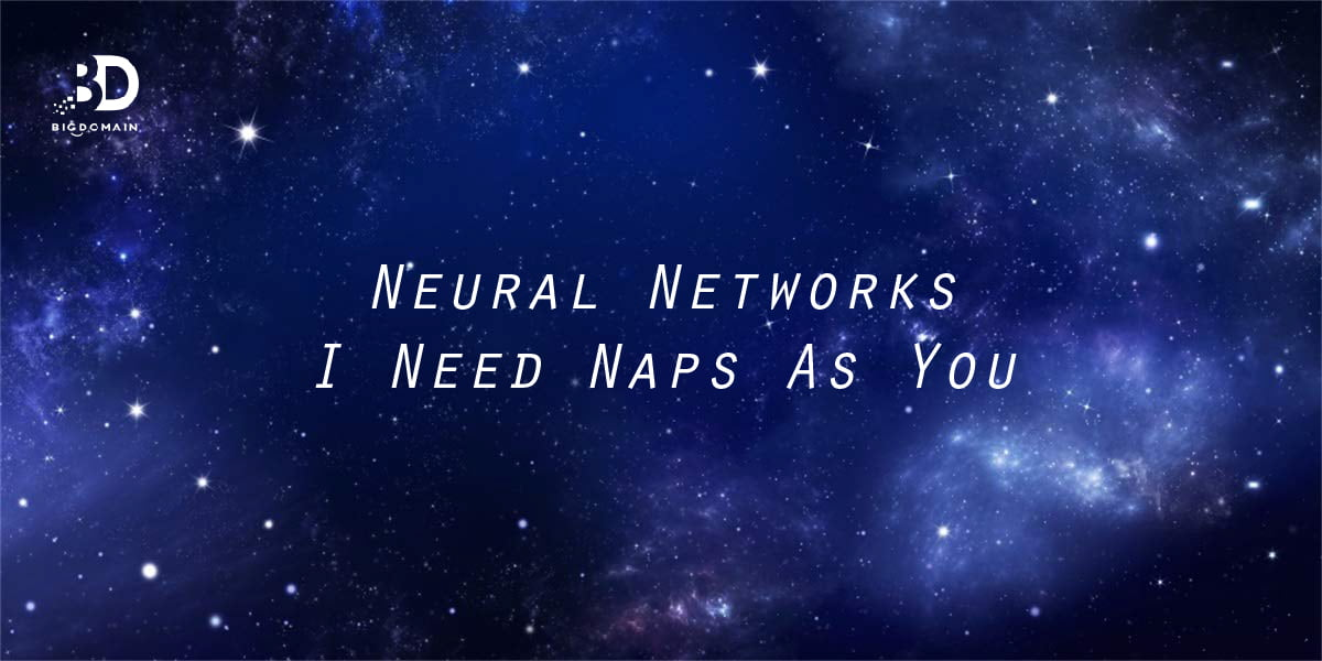 Neural Networks: I Need Naps As You