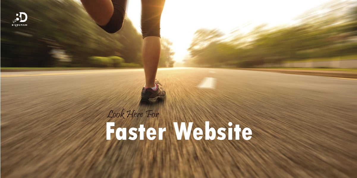 Look Here For a Faster Website