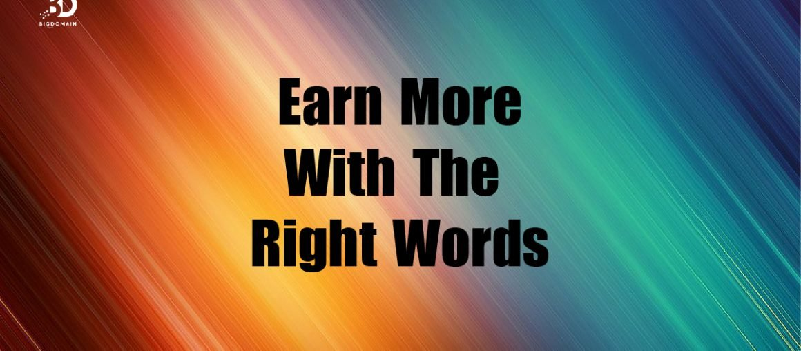 Make More Money With The Right Words