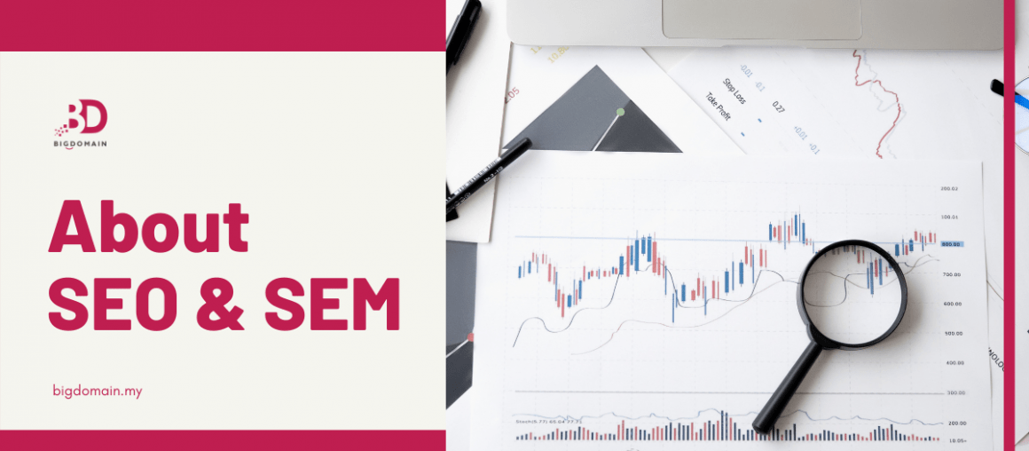 About SEO and SEM