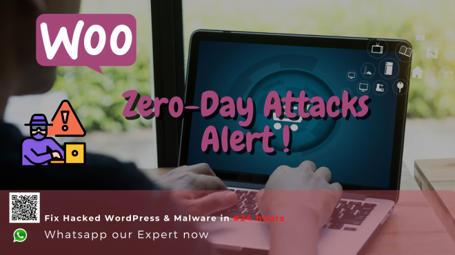 Your WooCommerce is Potentially Vulnerable! It affects over 5 Millions of WordPress ecommerce Website. Check your now